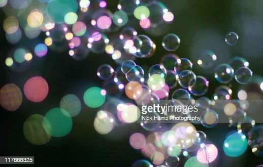Bubbles and Bokeh