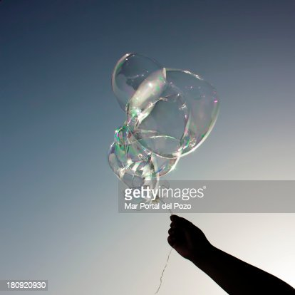 bubbles balloon