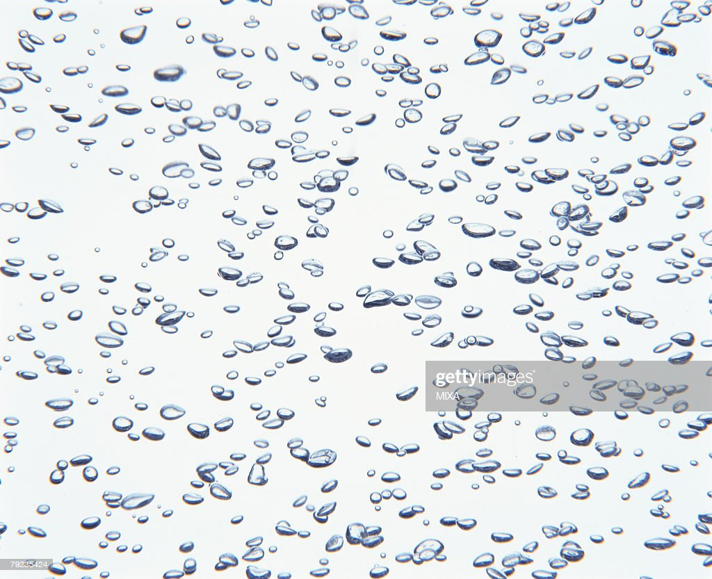 Bubbles of water : Stock Photo