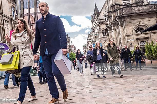 Buchanan Street, Glasgow, United Kingdom