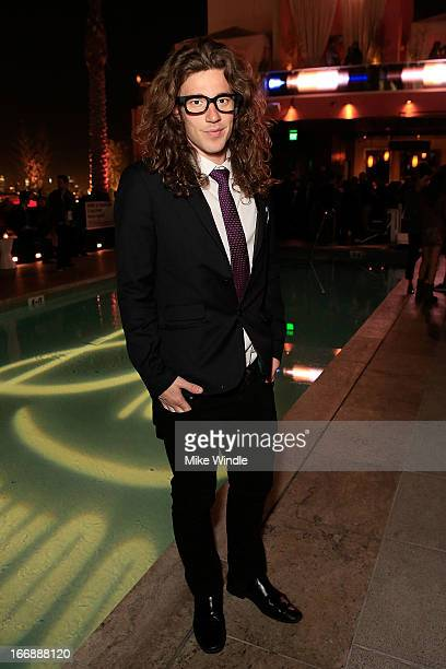 Buck Harris attends the IMS Engage official after party with The Windish Agency and W Hotels Worldwide at Drai's Hollywood at W Hollywood on April 17...