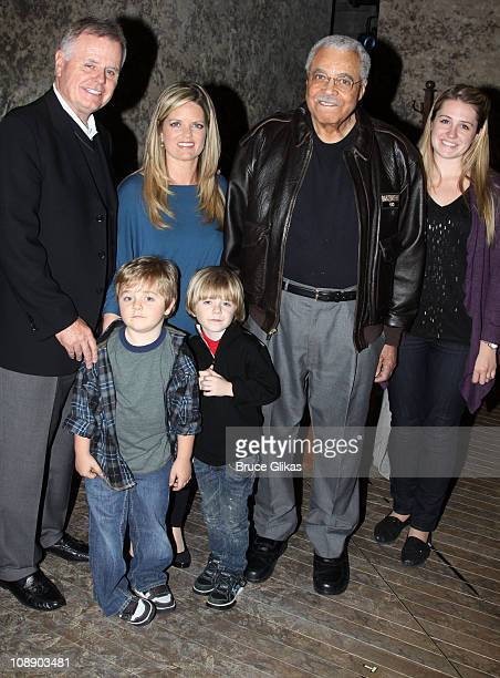 James Earl Jones Son Stock Photos and Pictures | Getty Images