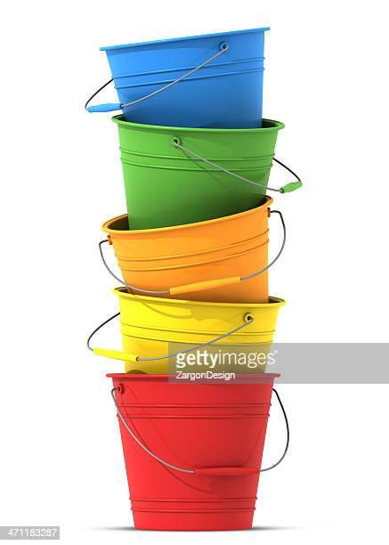 Bucket Stack