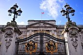 Buckingham Palace is pictured in central London on January 28 2014 British lawmakers on Tuesday took aim at Queen Elizabeth II's household...