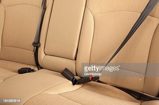 Buckle Up! Rear Seatbelts