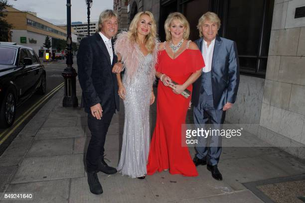Bucks Fizz sighting at National Reality TV Awards on September 18 2017 in London England