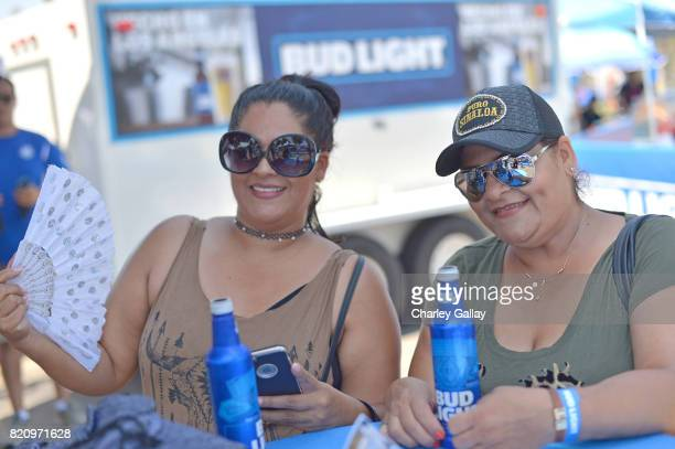Bud Light celebrated the 'Hecho en Los Angeles' campaign highlighting the brand's commitment to supporting Los Angeles and the local Hispanic...