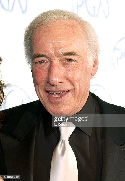 Bud Yorkin during 14th Annual Producers Guild of America Awards at Century Plaza Hotel in Los Angeles California United States