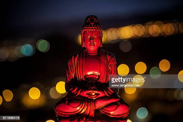 Buda Rojo