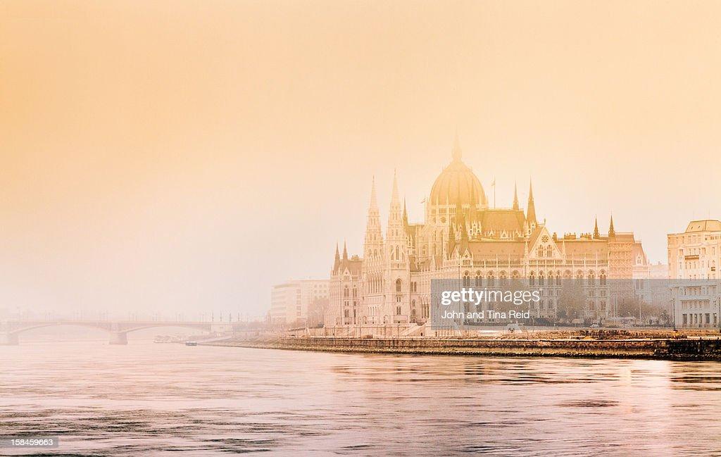 Budapest - Atmospheric Goth : Stock Photo