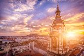Budapest Basilica, Hungary