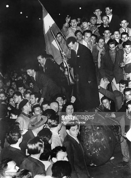 Budapest Revolution In October 1956