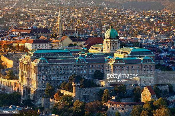 Budapest, Royal Palace and Matthias Church