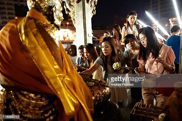 Buddha Birthday celebration in Bangkok