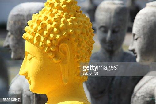 buddha image. : Stock Photo