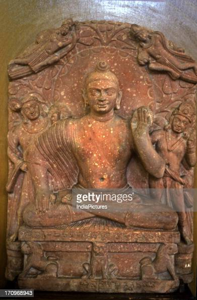 Buddha Mathura Museum Mathura Uttar Pradesh India