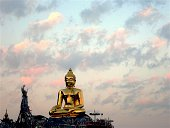 Buddha of the sky