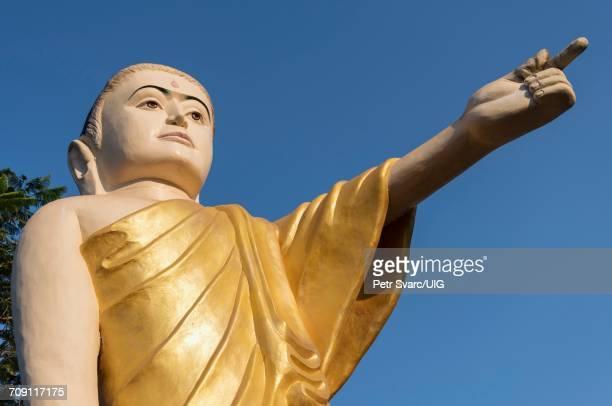 Buddha statue, Burma