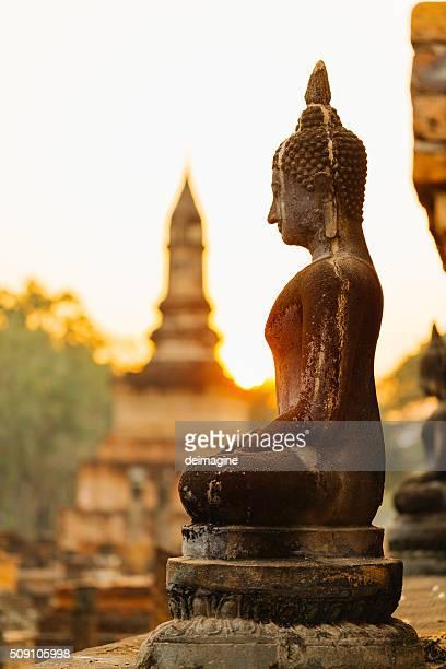 statue de Bouddha de Sukhothaï