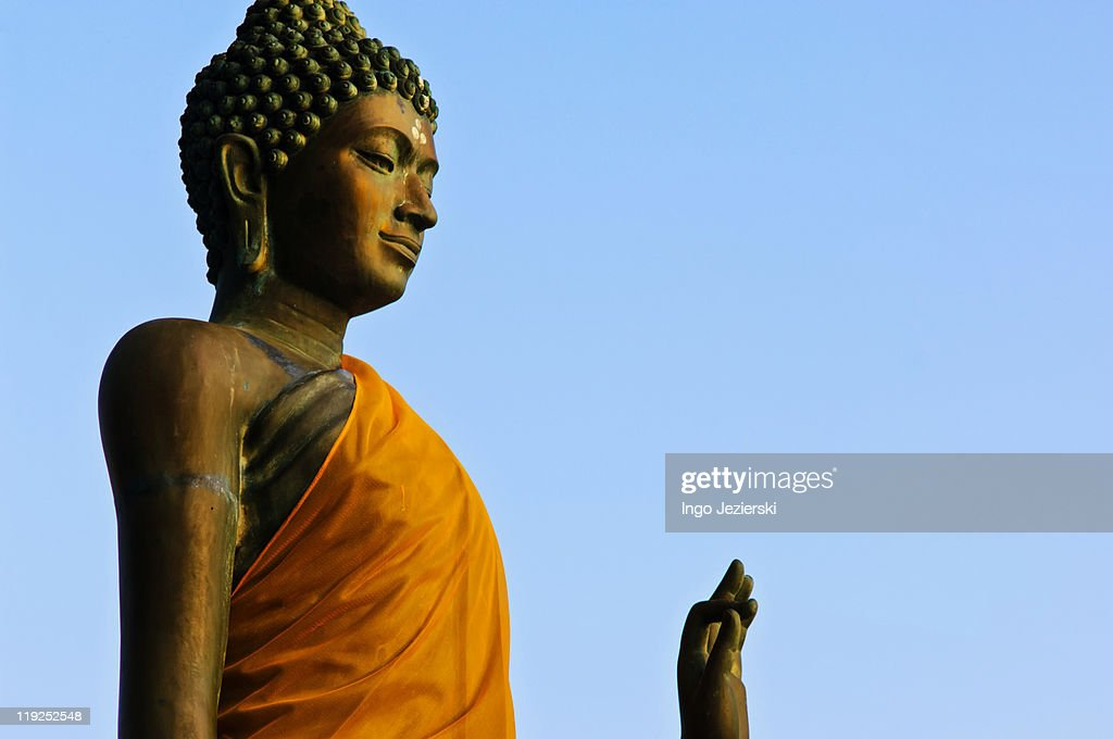Buddha Statue in Thailand : Stock Photo