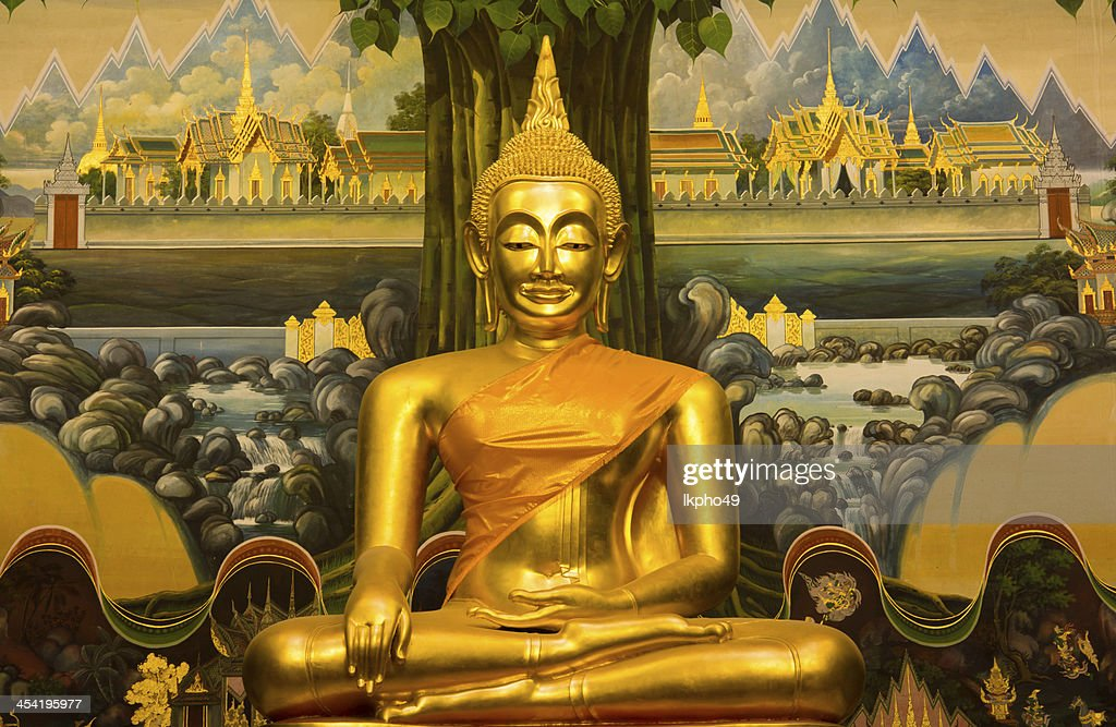 Buddha statue : Stock Photo