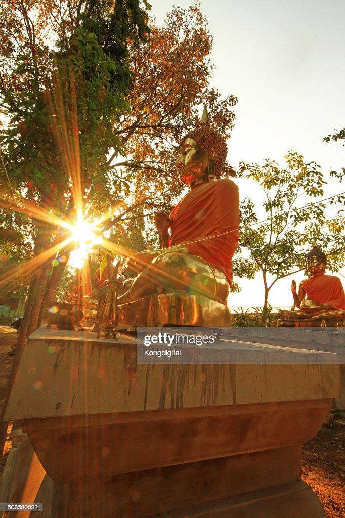 Buddha Thailand : Stock-Foto