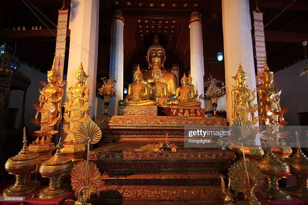 Bouddha, Thaïlande : Photo