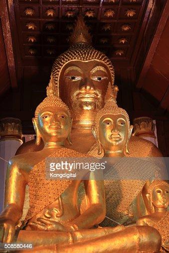 タイの大仏 : ストックフォト