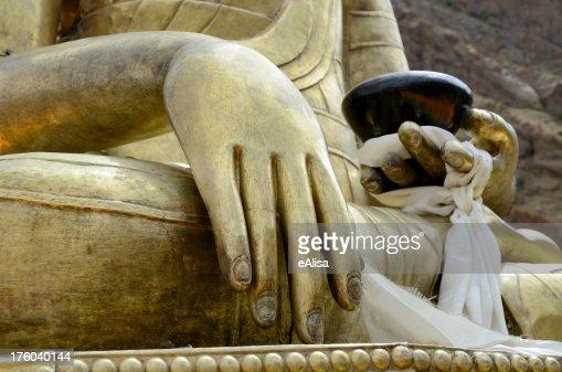 Buddha's hand : Stock Photo