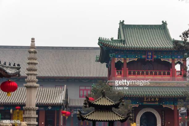 天津では、仏教寺院