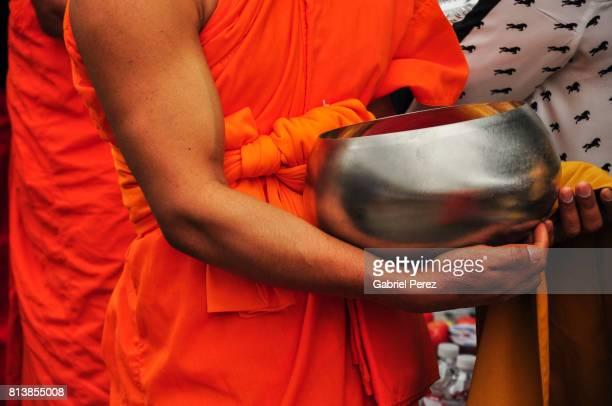 A Buddhist Alms Bowl