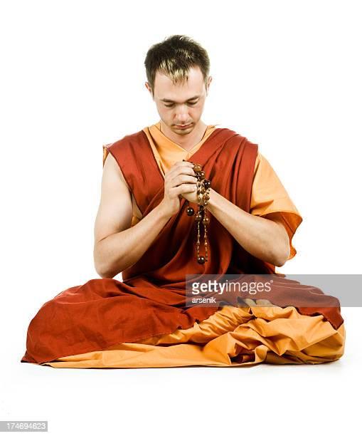 Buddhist Mönch