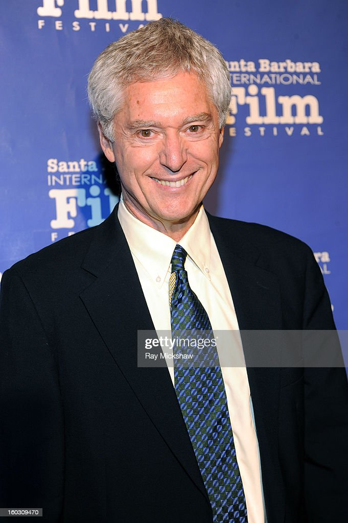 Buddhist practitioner Alan Wallace attends a screening of 'Retreat' at the 28th Santa Barbara International Film Festival on January 28, 2013 in Santa Barbara, California.
