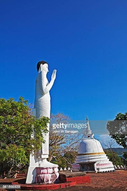 Buddhist Temple, Fort Frederick, Trincomalee