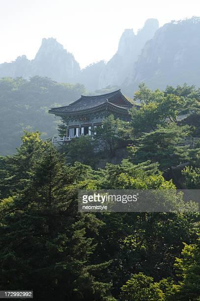 Buddhist temple in Korea