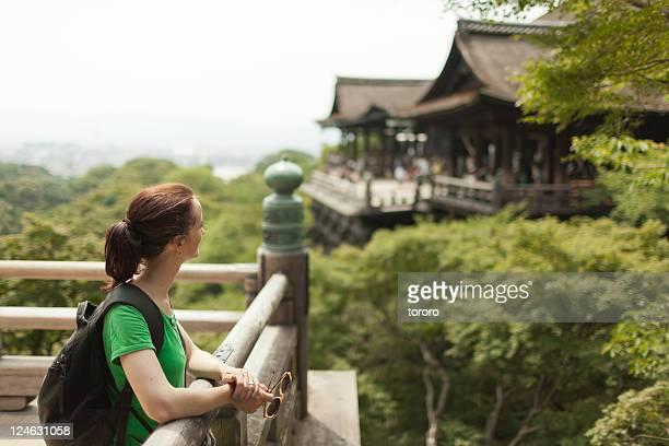 Buddhist temple of Kyoto