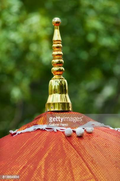 A Buddhist Umbrella