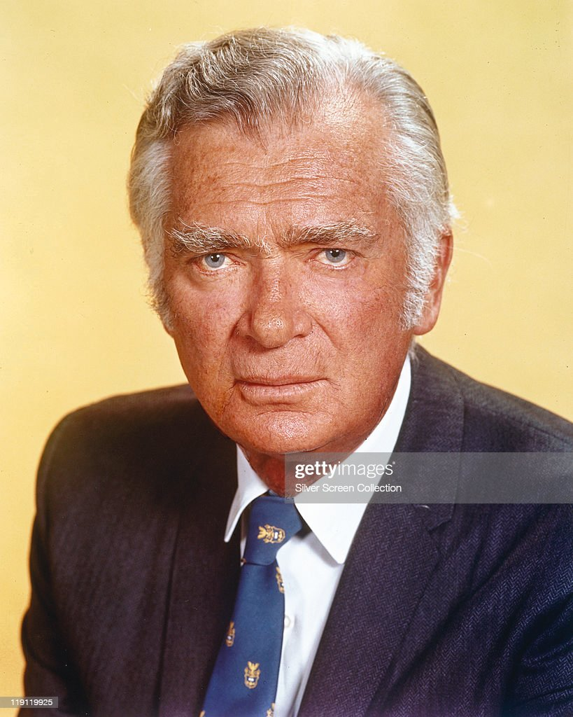 <a gi-track='captionPersonalityLinkClicked' href=/galleries/search?phrase=Buddy+Ebsen&family=editorial&specificpeople=894081 ng-click='$event.stopPropagation()'>Buddy Ebsen</a> (1908-2003), US actor, in a publicity portrait for the US television series, 'Barnaby Jones', USA, circa 1977. The detective series starred Ebsen as 'Barnaby Jones'.