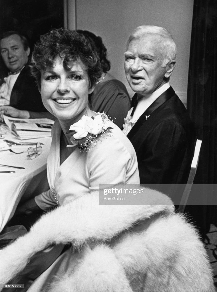 <a gi-track='captionPersonalityLinkClicked' href=/galleries/search?phrase=Buddy+Ebsen&family=editorial&specificpeople=894081 ng-click='$event.stopPropagation()'>Buddy Ebsen</a> & wife Dorothy at the 38th Annual Horatio Alger Awards Dinner at the Waldorf Astoria in New York City May 10, 1985.