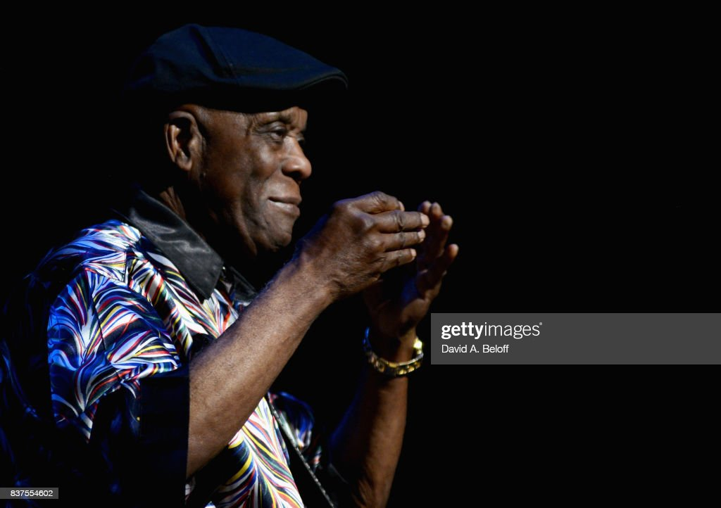 Buddy Guy at The Sandler Center for the Performing Arts on August 22, 2017 in Virginia Beach, Virginia.