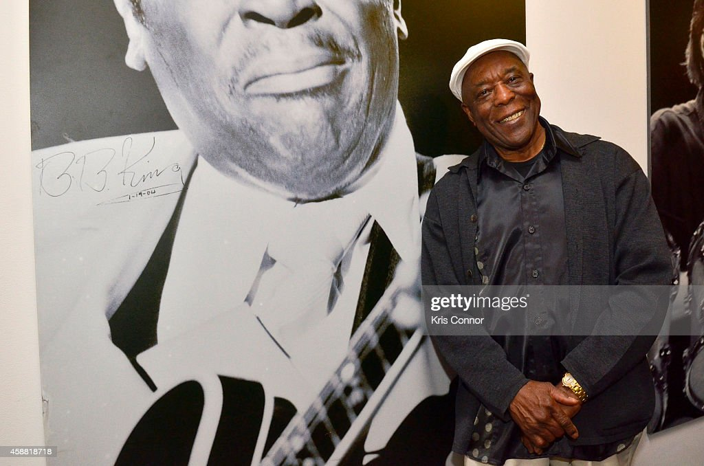 <a gi-track='captionPersonalityLinkClicked' href=/galleries/search?phrase=Buddy+Guy&family=editorial&specificpeople=215438 ng-click='$event.stopPropagation()'>Buddy Guy</a> atttends the SiriusXM's Bluesville Blues Festival at SiriusXM Radio on November 11, 2014 in Washington, DC.