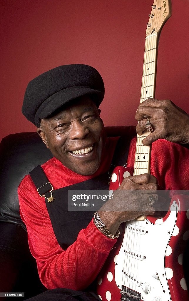 <a gi-track='captionPersonalityLinkClicked' href=/galleries/search?phrase=Buddy+Guy&family=editorial&specificpeople=215438 ng-click='$event.stopPropagation()'>Buddy Guy</a> during <a gi-track='captionPersonalityLinkClicked' href=/galleries/search?phrase=Buddy+Guy&family=editorial&specificpeople=215438 ng-click='$event.stopPropagation()'>Buddy Guy</a> in Concert - January 12, 2005 at Legand's in Chicago, Illinois, United States.