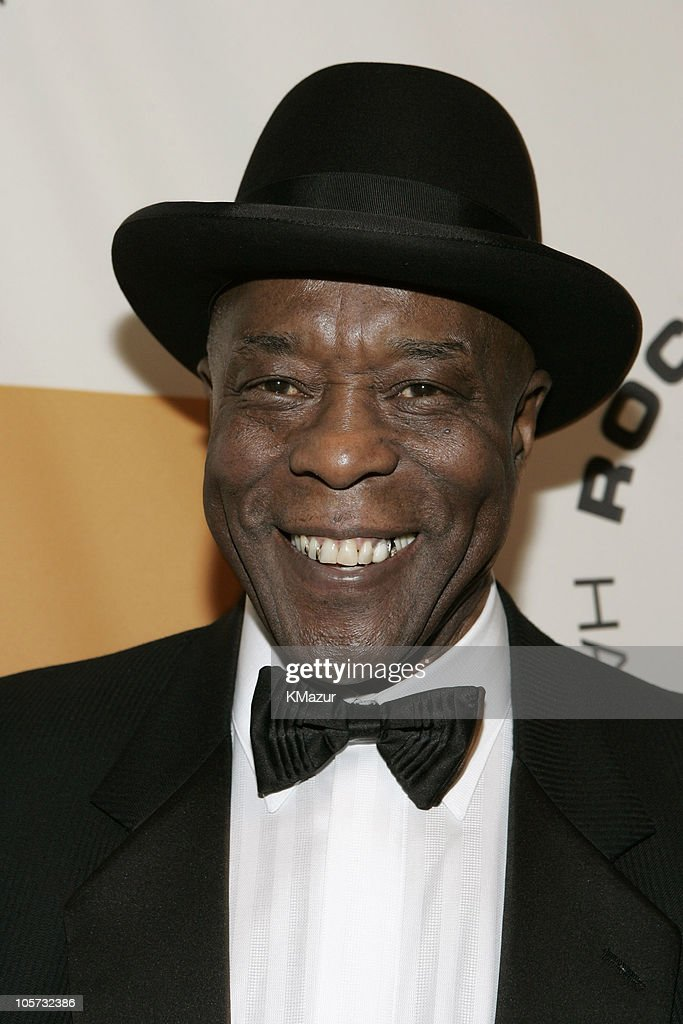 Buddy Guy, inductee during 20th Annual Rock and Roll Hall of Fame Induction Ceremony - Red Carpet at Waldorf Astoria in New York City, New York, United States.