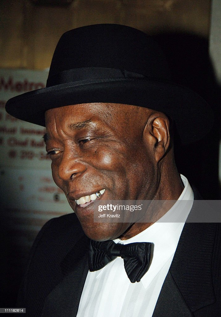 <a gi-track='captionPersonalityLinkClicked' href=/galleries/search?phrase=Buddy+Guy&family=editorial&specificpeople=215438 ng-click='$event.stopPropagation()'>Buddy Guy</a>, inductee during 20th Annual Rock and Roll Hall of Fame Induction Ceremony - Red Carpet at Waldorf Astoria Hotel in New York City, New York, United States.