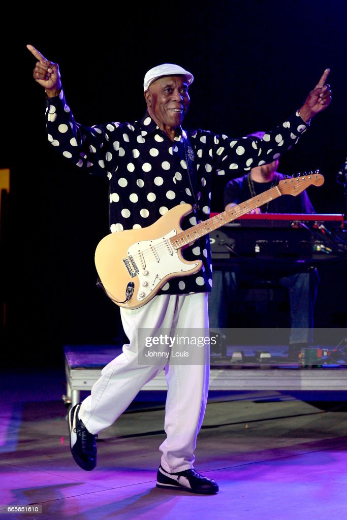 Buddy Guy And The Rides