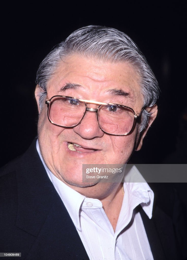 <a gi-track='captionPersonalityLinkClicked' href=/galleries/search?phrase=Buddy+Hackett&family=editorial&specificpeople=224801 ng-click='$event.stopPropagation()'>Buddy Hackett</a> during A Matter of Life & Death Premiere at Museum of Flying in Santa Monica, California, United States.
