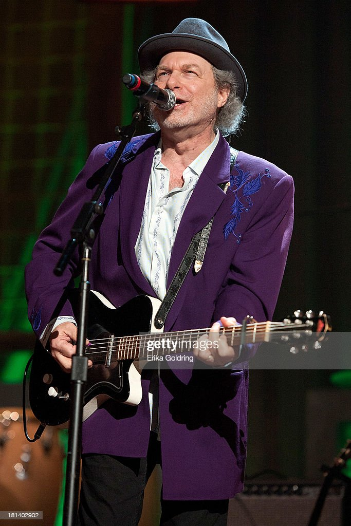 Buddy Miller performs at the 12th Annual Americana Music Honors And Awards Ceremony Presented By Nissan on September 18, 2013 in Nashville, United States.