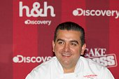 Buddy Valastro attends a press conference at Pepsi Center on August 02 2015 in Mexico City Mexico