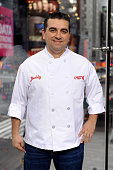 Buddy Valastro visits 'Extra' at their New York studios at HM in Times Square on January 19 2015 in New York City