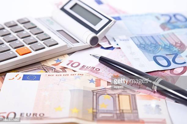 Budget-Berechnung